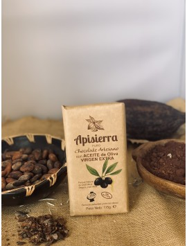 Chocolate con Aceite de oliva