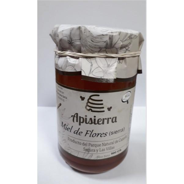 Miel de Mil Flores 500 gr.